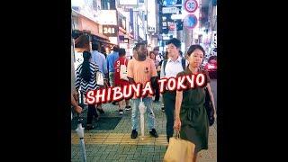 SHIBUYA ET HARAJUKU TOKYO FASHION DISTRICT VIBE!!!