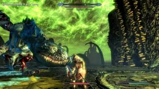 Skyrim Special Edition глюк с драконом Саротаром