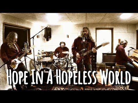 HOPE IN A HOPELESS WORLD - Weihnachtsständchen 2017