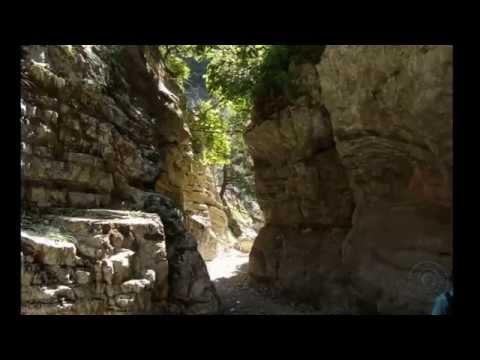 Ущелье Самарья.  Крит