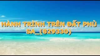 Karaoke - LK Quê hương 3miền & Hành trình trên đất phù sa(Lim Muylee)