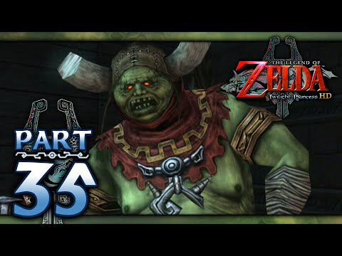 The Legend of Zelda: Twilight Princess HD - Part 35 - Gerudo Desert