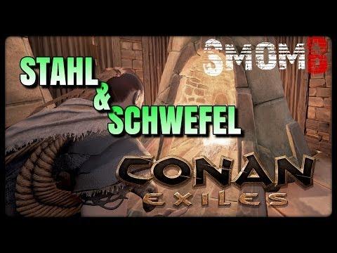 Conan Gehärteter Stahl