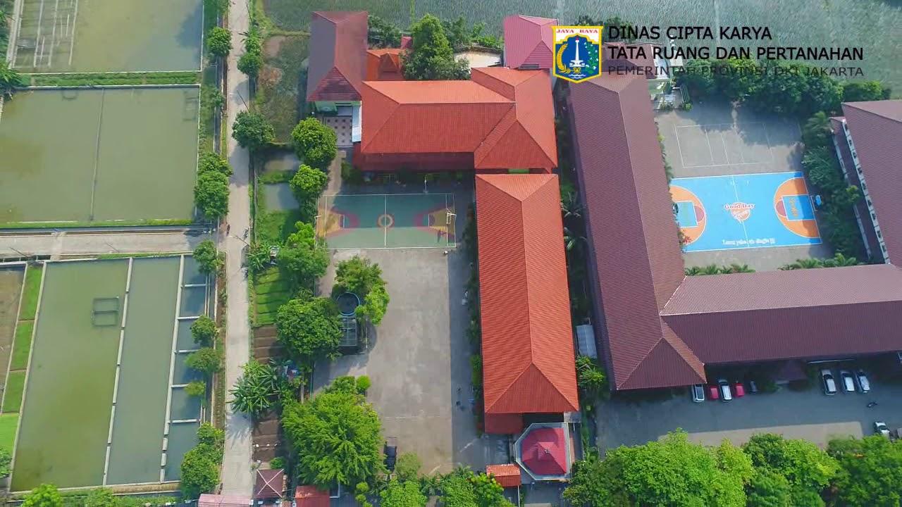 Hasil Drone DCKTRP Pemprov DKI Jakarta : SDN Ujung Menteng ...