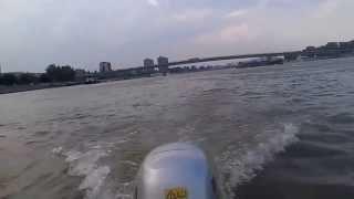 My fast boat...