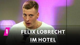 Felix Lobrecht: Im Hotel