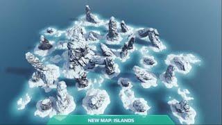 Sky Combat - Introducing islands