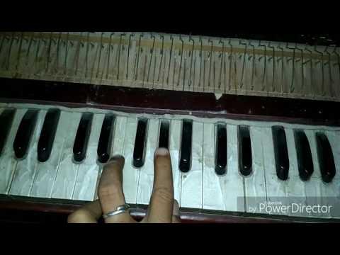 Main teri dushman-play harmonium