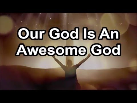 Awesome God - Rich Mullins (Lyrics)