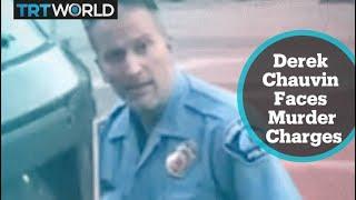 Ex-officer Derek Chauvin faces murder charges over George Floyd's death