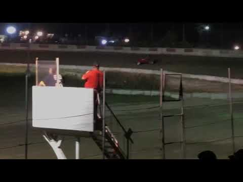 John Smith III Wins Wingless Sprint Feature at Penn Can Speedway