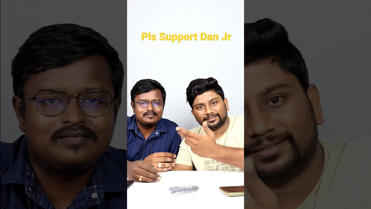 Pls Support Dan jr 2.0