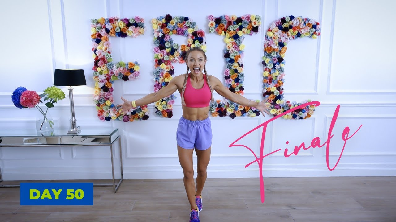 The Endgame EMOM Full Body HIIT Workout | EPIC Heat Finale - Day 50