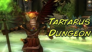 Wizard101: Aquila Test Realm: Tartarus Dungeon (Final Dungeon of Aquila)