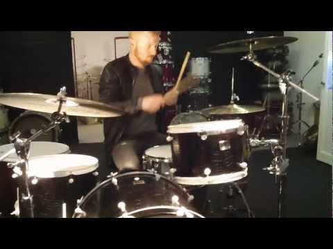 Morten Thorhauge på nye Drum Limousine