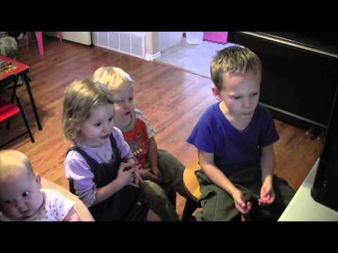 LMs Tamsyn's Kids Enjoying...