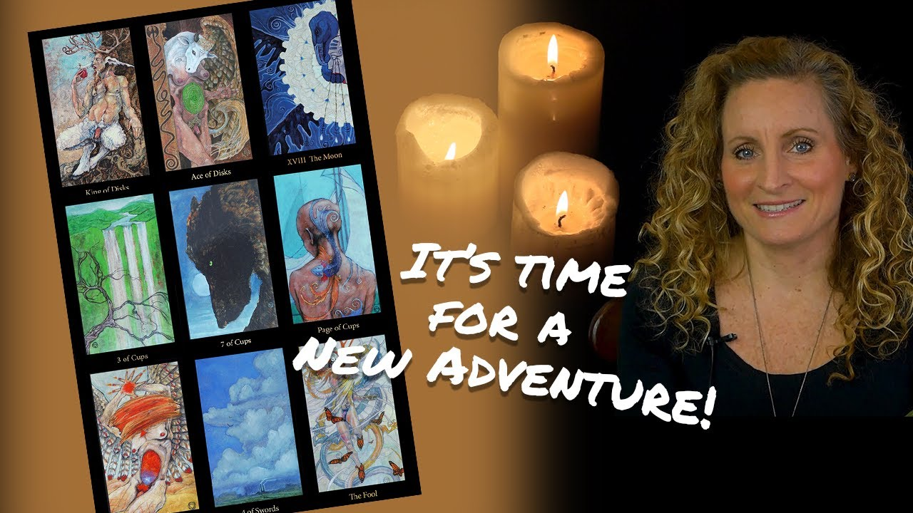 Weekly Tarot Reading for ALL Zodiac Signs - Time for a new adventure!