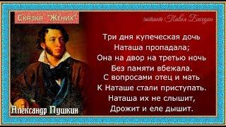 Жених Александр Пушкин  Сказка читает Павел Беседин