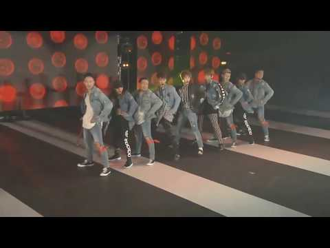 EXO-CBX /「Ka-CHING!」Mirrored Dance  -Long Ver.-