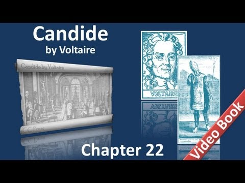 Chapter 22 - Candide by Voltaire - What happened in France to Candide and Martin