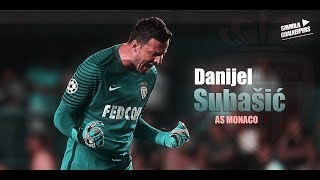 Danijel Subašić ► BEST SAVES 2018 - AS Monaco - HD
