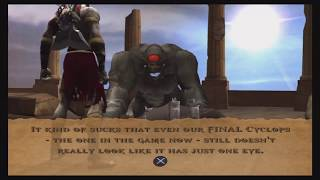 God of War Character Graveyard