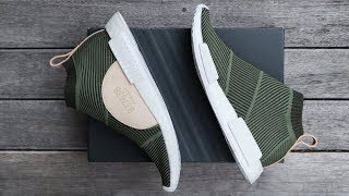 "ADIDAS NMD CS1 PK ""NIGHT CARGO/OLIVE"" (B37638) 