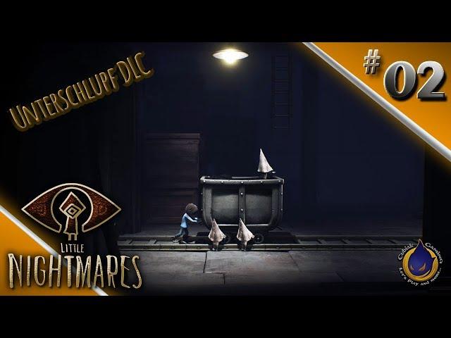 WICHTEL-WEITWURF 🔦 Let's Play LITTLE NIGHTMARES DLC Unterschlupf #02