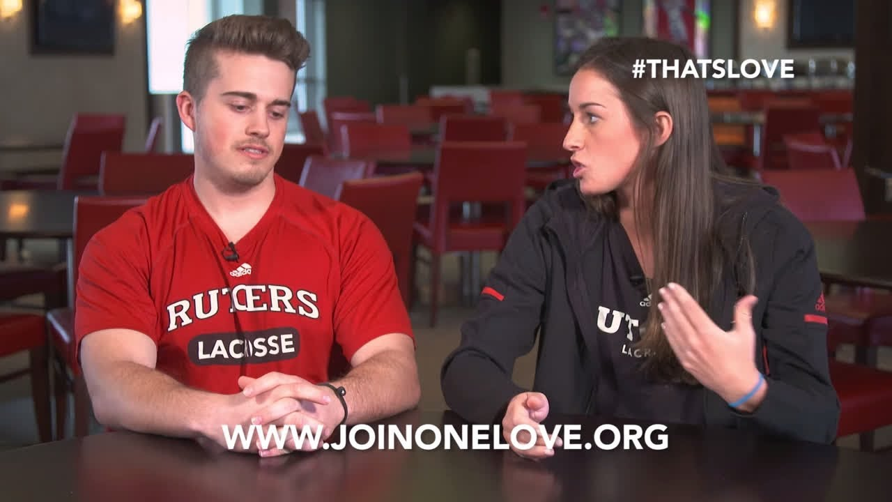 Rutgers Lacrosse: One Love Day