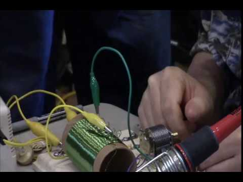crystal radio building part 2