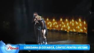 Loredana & Cotabita - Mi-e Dor De Tine (Live) #Colectiv