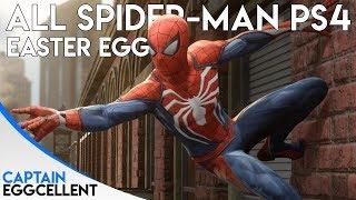 All Marvels Spider-Man PS4 Easter Eggs & Secrets