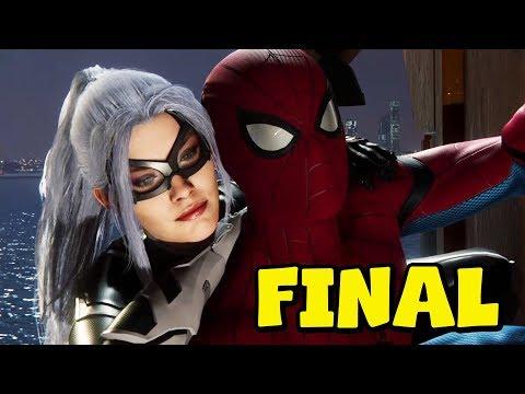 Spider-man PS4 DLC - Parte Final - El Atraco - Black Cat - Español Latino - Ciudad que nunca duerme