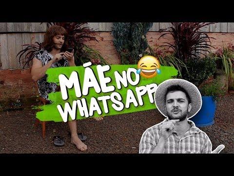 Badin: Mãe no Whatsapp