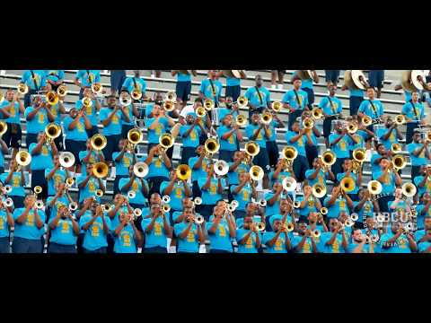 Wild Thoughts - Southen University Marching Band 2017