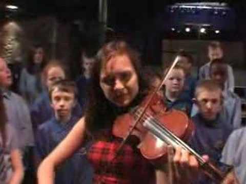 One Scotland Laura McGhee And The Oran-Mor Outreach Choir