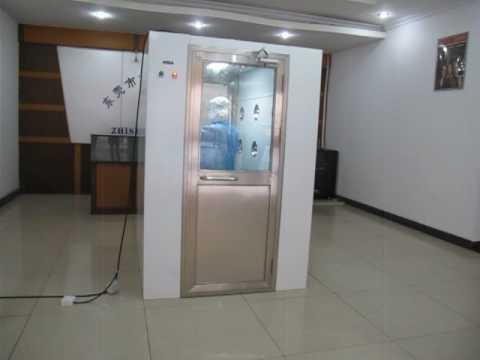 Manual of Air showerDongguan Zhisheng Purification Technology Co Ltd