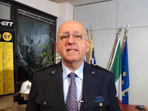 WALTER GERBI: TRAFFICO CANTIERI ED EVENTI IN CITTA'