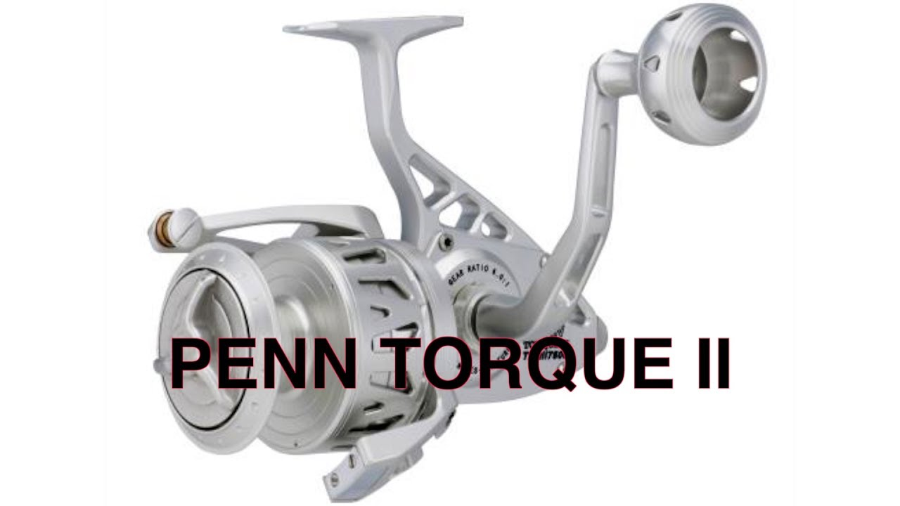 4d3b387d82a45 Surf Fishing Tip of the Week   19-New PENN Torque II reel- First Look