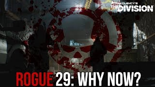 The Division: WHY #ROGUE29 IS POPULAR RIGHT NOW? Best Dark Zone PVP!