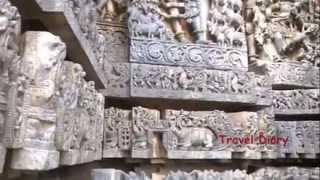 Halebidu / Belur Hoysala Temple