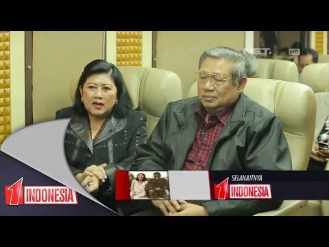 Satu Indonesia - Susilo Bambang Yudhoyono dan Ani Yudhoyono Mudik