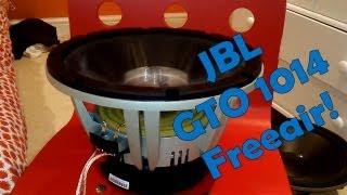 JBL GTO1014 - Bass I Love You