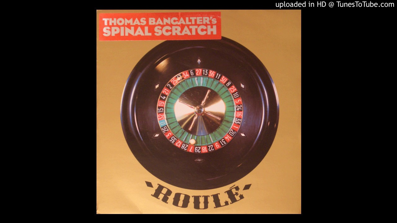 Thomas Bangalter- Spinal Scratch (HIGH QUALITY) - YouTube