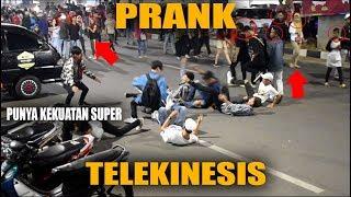 PRANK TELEKINESIS INDONESIA || PUNYA KEKUATAN SUPER || @prankplg