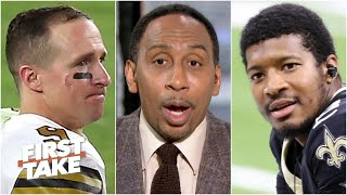 First Take responds to Jameis Winston's emotional Drew Brees comments