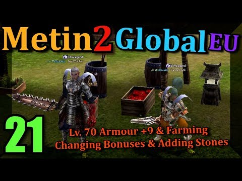 [21] Metin2 Global EU *NEW* - MPA Armour Upgrades +9 & Stones +4 / Changing Bonuses & Death Reaper