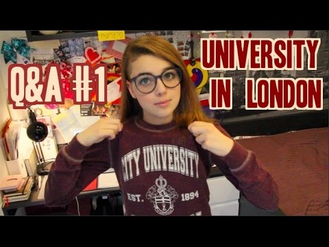 Q&A #1: Why study in University... in London?
