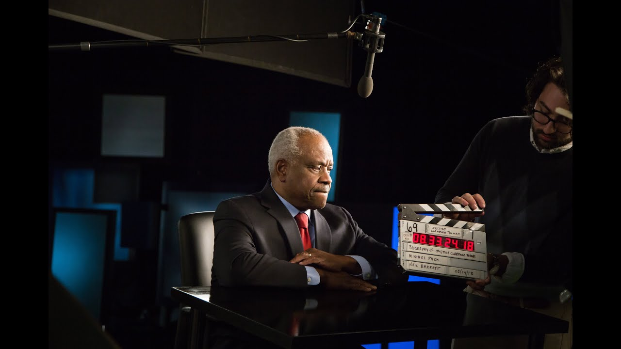 Created Equal: Clarence Thomas tells his life story in a documentary set for release in February 2020