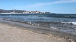 Platja de la Rubina - Empuriabrava - CostaBrava - Abril 2016